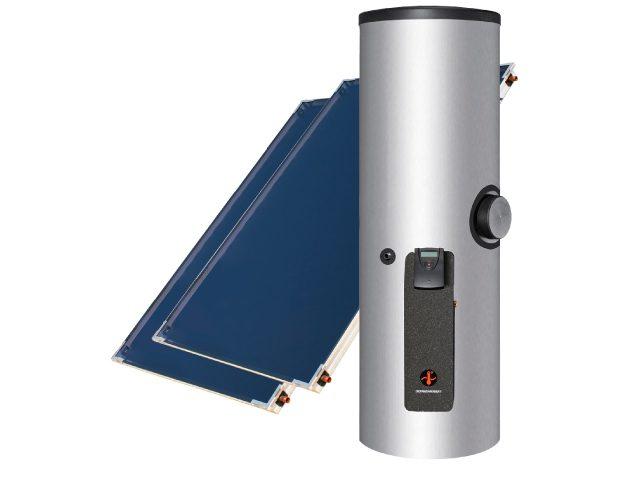 Solar-Warmwassersystem • HSW - Heizung & Sanitär Wojciech